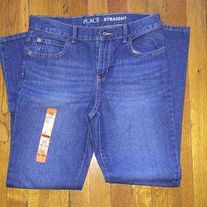 Pants Straight